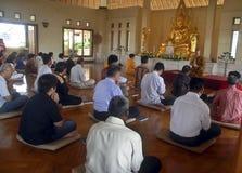 INDONEZYJSKI RELIGIJNY naród Zdjęcie Stock