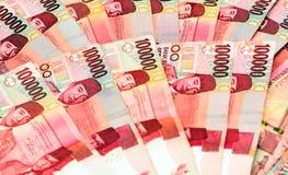 Indonezyjskiej rupii notatki 100000 Zdjęcia Royalty Free