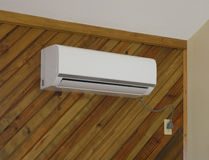 Indoor air conditioner Royalty Free Stock Photography