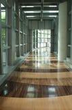 Indoor architecture (corridor) stock image