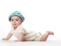 Indoor baby Stock Images
