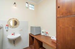 Indoor Batroom Royalty Free Stock Images