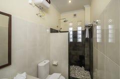 Indoor Batroom Royalty Free Stock Photo