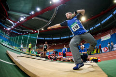 Indoor Championship 2009 Royalty Free Stock Photography