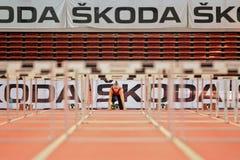 Indoor Championship 2012 Stock Photo