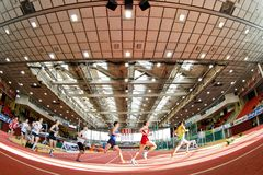 Indoor Championship 2012 Royalty Free Stock Image
