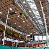 Indoor Championship 2012 Stock Image