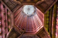 Contemporary Saint Joseph church Le Havre France stock photography