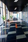 Indoor corridor Royalty Free Stock Photography