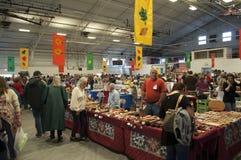 Indoor Craft Fair Stock Photos