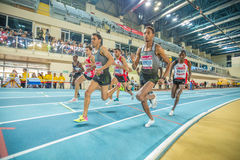 Indoor Cup Championships in Istanbul - Turkey. stock images
