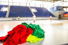 Indoor game Royalty Free Stock Photo