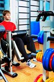 Indoor gym Royalty Free Stock Images