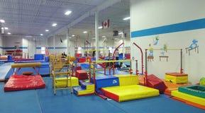 Indoor Gym Stock Images