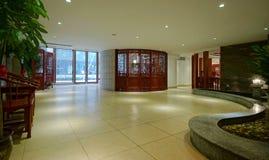 Indoor Hall Stock Photo