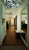 Indoor hallway Royalty Free Stock Image