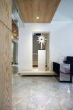 Indoor hallway Royalty Free Stock Images
