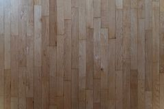Indoor hardwood floor. Top view of indoor hardwood floor Royalty Free Stock Photos
