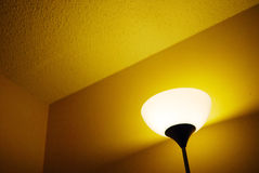 Indoor lamp Stock Images