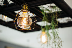 Indoor light Royalty Free Stock Image