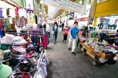 Indoor market of Iksan, South Korea Stock Photos