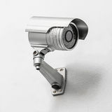 Indoor modern security camera Stock Photo