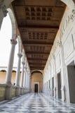 Indoor palace, Alcazar de Toledo, Spain Stock Photos