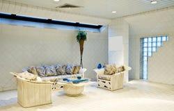 Indoor Patio Stock Image