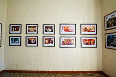 The indoor photos of the building Royalty Free Stock Image