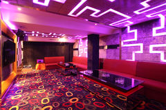 indoor places of entertainment Stock Photo
