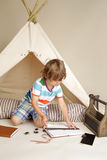 Indoor Play and Educational Learning Stock Images