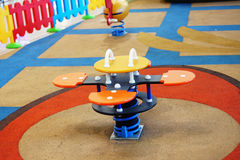 Indoor playground Stock Photos