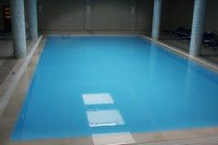 Indoor pool Stock Photo