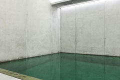 Indoor pool Royalty Free Stock Photography
