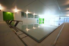 Indoor pool Stock Image