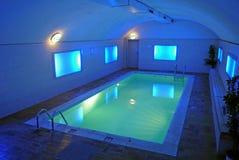 Indoor pool. Beautiful view of Indoor pool Royalty Free Stock Photo