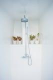 Indoor shower Stock Photos