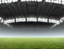 Indoor Stadium Generic Stock Photos
