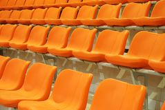 Indoor stadium Royalty Free Stock Photos
