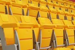 Indoor stadium Stock Images