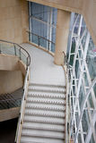 Indoor stairs Stock Photography