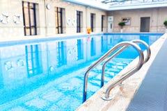 Free Indoor Swimming Pool Royalty Free Stock Image - 41399126