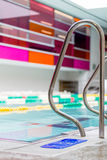 Indoor swimming pool Royalty Free Stock Photo