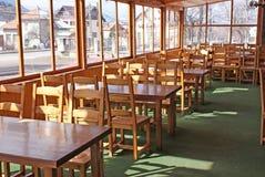 Indoor terrace stock photos