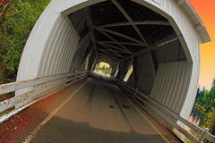 Indoor tunnel Royalty Free Stock Images