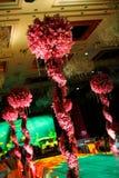 Indoor wedding Scene Stock Images
