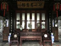 Free Indoors Of Humble Administrator`s Garden In China`s Suzhou City Royalty Free Stock Photography - 106497127