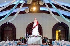 Indoors poślubiający Fotografia Stock