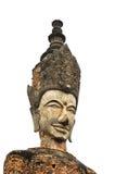 Indra神象雕象 库存照片