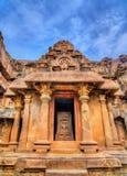 Indra Sabha, Ellora-hol nr 32 Unesco-de plaats van de werelderfenis in Maharashtra, India Royalty-vrije Stock Afbeelding